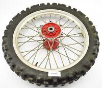 KTM 125 GS Bj.1991 - Hinterrad Rad Felge hinten