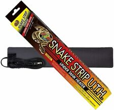 (12 Pack) Zoo Med Snake Strip Under Tank Heater Terrariums 10 Gallons and Larger