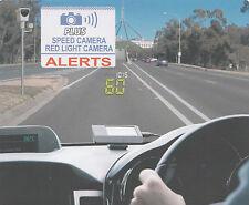 POLARIS GPS HUD PLUS!! FIXED SPEED & RED LIGHT CAMERA VERSION