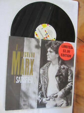 RICHARD MARX SATISFIED  VINYL SINGLE RECORD 12""