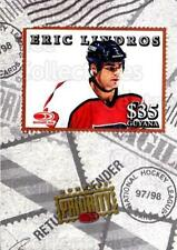 1997-98 Donruss Priority Stamps Bronze #8 Eric Lindros