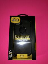OtterBox Defender Rugged Case & Holster for iPhone 7 iPhone 8, SE 2020 2nd Gen