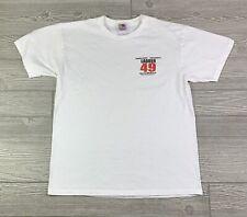 Vintage Ladder 49 Movie Promo Men's Large T Shirt Joaquin Phoenix John Travolta