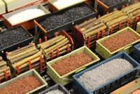 BULKSCENE - Model Iron Ore Ballast 1mm granules OO/HO Gauge BULK PACKS