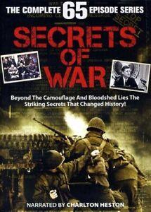 Secrets of War – The Complete 65 Episode Series (1998)