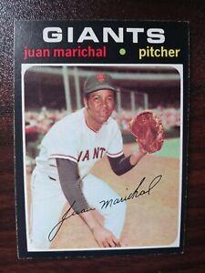 1971 Topps Set Break #325 Juan Marichal GIANTS FREE SHIPPING
