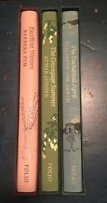 Greengage Summer, Enchanted April, Excellent Women  Folio Society Excellent