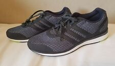 Adidas Bounce Shoes AF4110 Men Size 10 Black Gray Green White Training Running