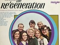 Derrick Johnson's Re'Generation s/t self titled debut 1st 1971 MINT LP+bonus CD