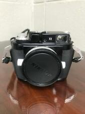 New ListingNikon Nikonos Ii under water 35mm camera with leather case and strap