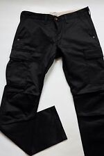 JEANS PANTALON  EDWIN 55 FLIGHT PANT (black unwashed)  W32 L33