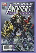 Avengers The Initiative 16 2008 Secret Invasion Skrull Kill Krew Slott Caselli o