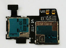 OEM AT&T SAMSUNG GALAXY S4 ACTIVE SGH-I537 MICRO SD SIM CARD READER BOARD R0.4