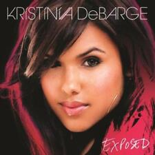 KRISTINIA DeBARGE - Exposed (CD 2009) USA First Edition EXC R&B Dance Pop