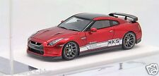 1/43 Davis Giovanni HKS R35 GTR Chrome Red Limited 10pc Free Shipping/ MR BBR