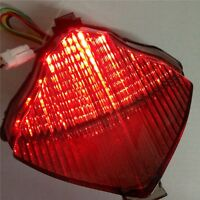 For Brake Tail lights For YZF R1 YZF-R1 2004 2005 2006 Clear LED