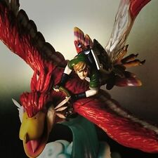 "25"" Zelda: Link on Loftwing Collectible Statue by First 4 Figures *Never Opened*"