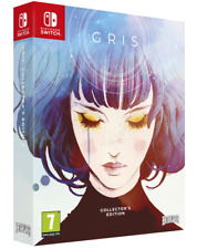Gris Collector's edition Nintendo Switch Neuf sous blister