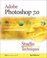 Adobe(R) Photoshop(R) 7.0 Studio Techniques Willmore, Ben Paperback