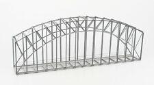 VOLLMER 2560 Spur H0 Bogenbrücke, Metall, 40cm, Fertigmodell
