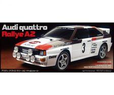 Tamiya 1 10 RC AUDI Quattro Rally A2 Tt-02 Bausatz 58667