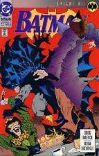 Batman DC Comics #491- #494, #497 Knightfall  5 Comic Lot Mint Unread New 1st P