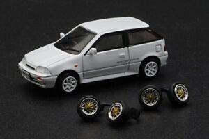 BM Creations 1/64 Suzuki Swift GTi 1989 White