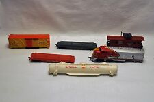 TYCO HO Trains Lot of six (6) for parts