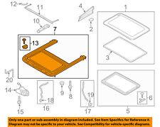 AUDI OEM 12-18 A6 Quattro-Sunroof Frame 4G5877049