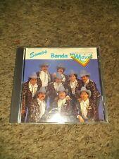 BANDA MOVIL Somos CD RARE 1st Press 90s Corridos Norteno Rancheras Fonovisa 1991