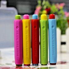 5Pcs Dustless Chalk Holder Pen Chalk Clip Teacher Blackboard Sticker Chalkboard