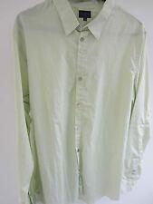 Paul Smith Men's Check Slim Regular Collar Casual Shirts & Tops