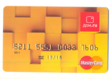 Russia MasterCard Credit Card Ural FD Bank