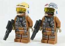 RARE LEGO STAR WARS 75188 FINCH DALLOW MINIFIGURE - REISSUED PILOT - NEW GENUINE