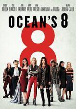 Ocean's 8 DVD  - POLISH RELEASE - POLSKIE WYDANIE