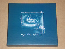 GENTLE GIANT - UNDER CONSTRUCTION - BOXSET 2 CD COME NUOVO (MINT)