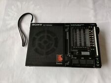 Sony ICF-7600AW Weltempfänger FM/AM/SW 9 Bands Made in Japan