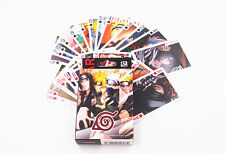 Anime Naruto Shippuden Figure Character Playing Cards Deck Poker New In Box
