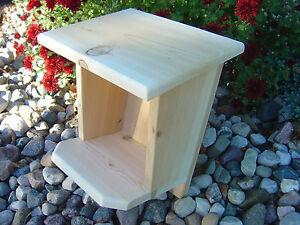 Robin / Mourning Dove / Swallow Nest Box Cedar