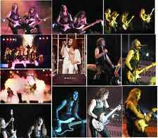 25 Iron Maiden/Samson colour concert photos, Reading 1980/1982/2005