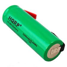 HQRP Battery for Braun 4000 4500 4510 4550 4715 6012 6510 6522 6620 6680