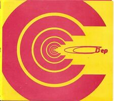 C-DEP Czech POST ROCK CD album *