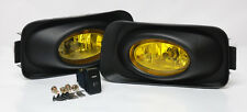 JDM Yellow Fog Light Kit for Acura TSX 03-06 & Euro Honda Accord