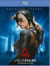 Aeon Flux (Blu-ray Disc, 2013) - New!