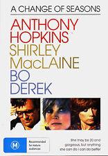 A Change of Seasons (Anthony Hopkins, Shirley MacLaine, Bo Derek) - Region 4