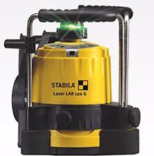 Stabila LAR120 Green Beam Rotating Interior Laser Kit 5300
