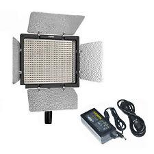 YONGNUO YN600L 600 LED 5500K Studio Video Light + AC/DC power adapter