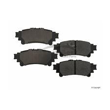 New OPparts Semi Met Disc Brake Pad Set Rear D13918500BR2102 for Lexus Toyota