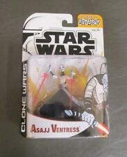 Asajj Ventress 2003 STAR WARS The Clone Wars Animated TCW MOC