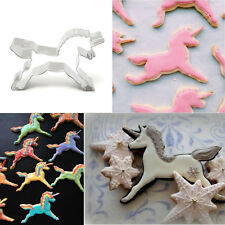 Unicorn Horse Cookies Cutter Mold Cake Decorating Biscuit/Pastry/Baking Mould